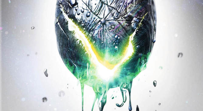 Alien 40th anniversary 4K steelbook (Zavvi exclusive)