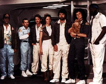 What are your favorite characters in Alien franchise?