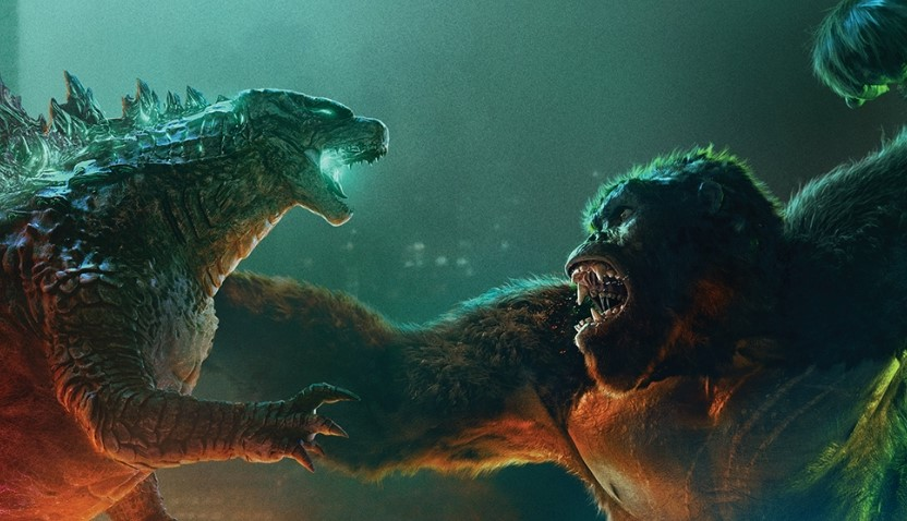 2 new Godzilla Vs Kong posters hit the internet!