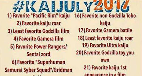 Kaijuly 2017 Questionnaire