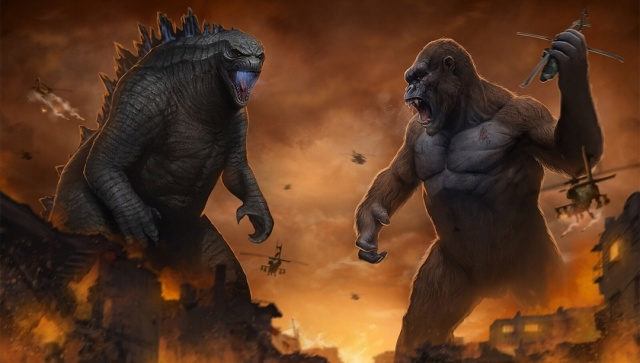 The Potential Plot for Godzilla vs. Kong!