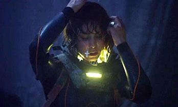 Alien and the religious angle