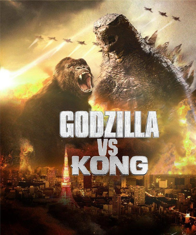 Who do you think will show up in Godzilla Vs Kong (2020)?