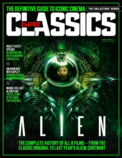 Empire Classics Presents Alien: The Complete History