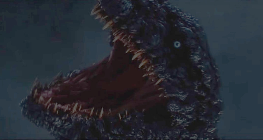 Your favorite part of the Godzilla Resurgence trailer
