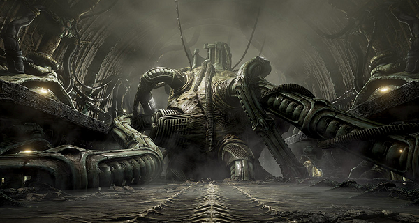 H.R Giger fans rejoice, there is a first-person horror adventure game inspired by his artwork.