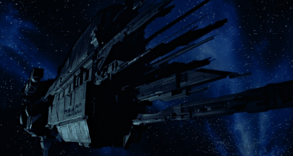 What if... The USS Sulaco doesn't exist?