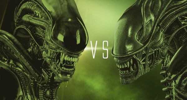 Alien vs Aliens: A Comparison
