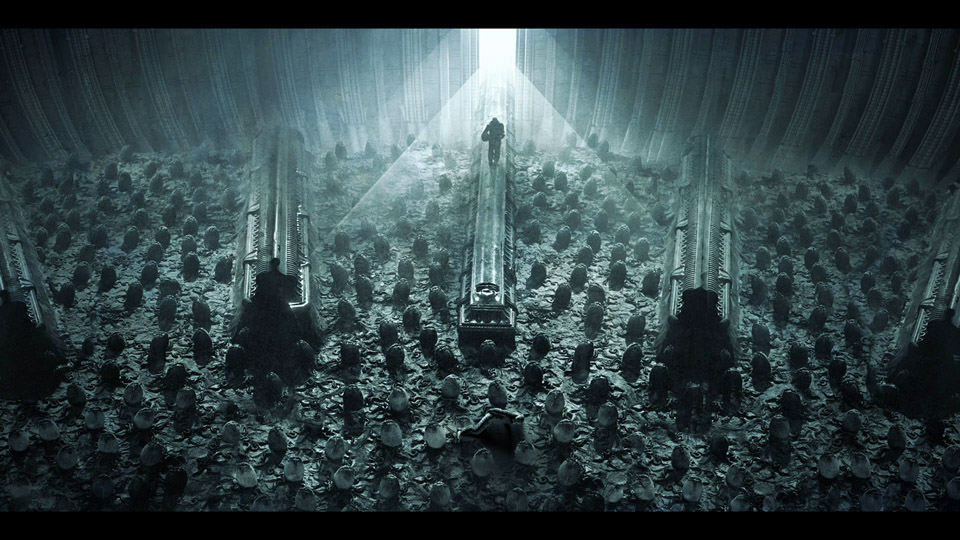 Better Ideas for Alien Covenant - What Could Have Been