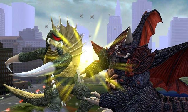 How To Make A Good Godzilla Game