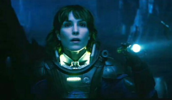 Will we actually see Noomi Rapace's Dr. Elizabeth Shaw in Alien: Covenant?