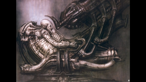 The  Enigmatic Mystery..... Space Jockey