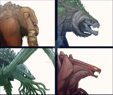 What Monsterverse design disappointed you the most?