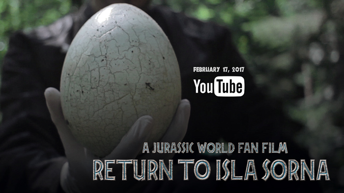 Jurassic World Fan Film - Return To Isla Sorna