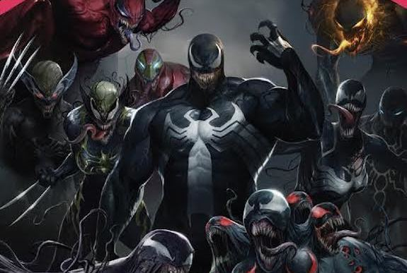 Which Venomized hero/villain could take on a DC hero/villain