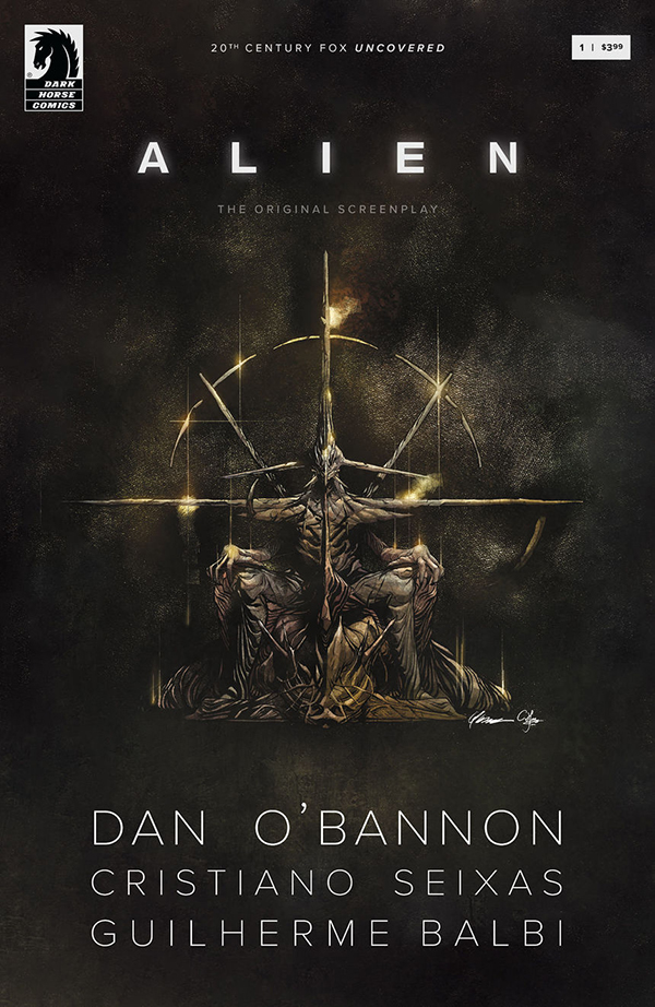 Dark Horse Comics to Produce a Series Based on Dan O'Bannon's