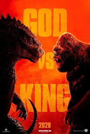 Godzilla or Kong?