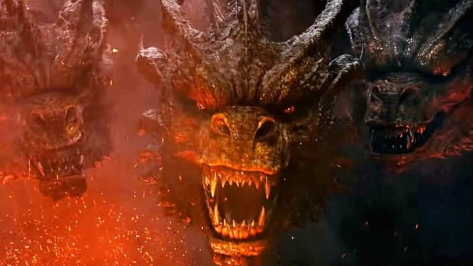 Ghidorah Can Come Back