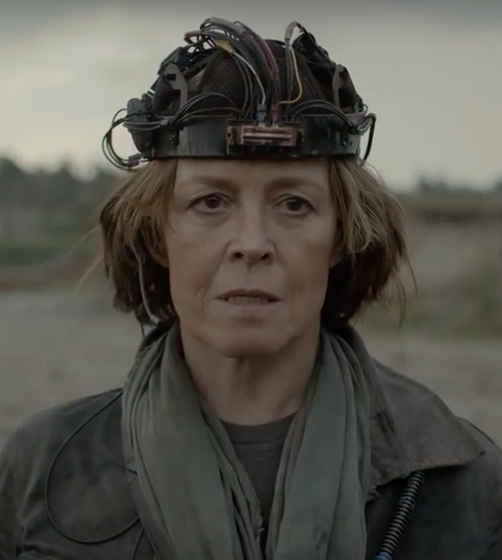 Sigourney Weaver stars in 'Rakka' directed by Neill Blomkamp from Oats Studios