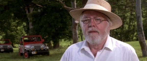 Will John Hammond be acknowledged in the new Jurassic World sequels?