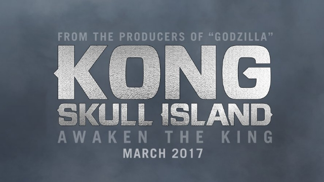 Official Kong: Skull Island logo and tagline revealed!