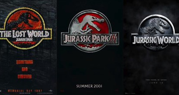 Do The Lost World & Jurassic Park III still work with Jurassic World?