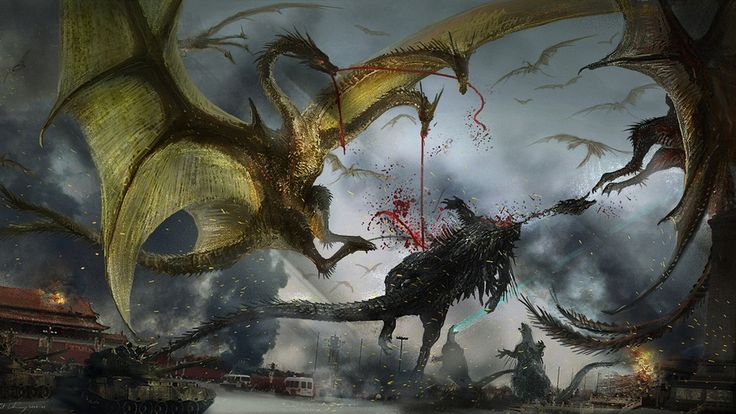 How big of a threat should the MonsterVerse King Ghidorah be?