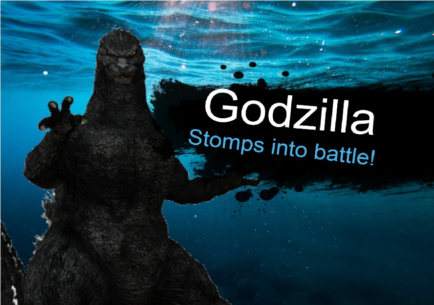Fan made kaiju Smash reveals