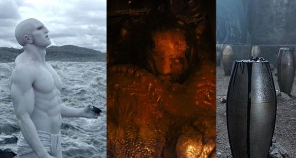 Does Alien deleted scene hold the secrets to Prometheus' black goo?