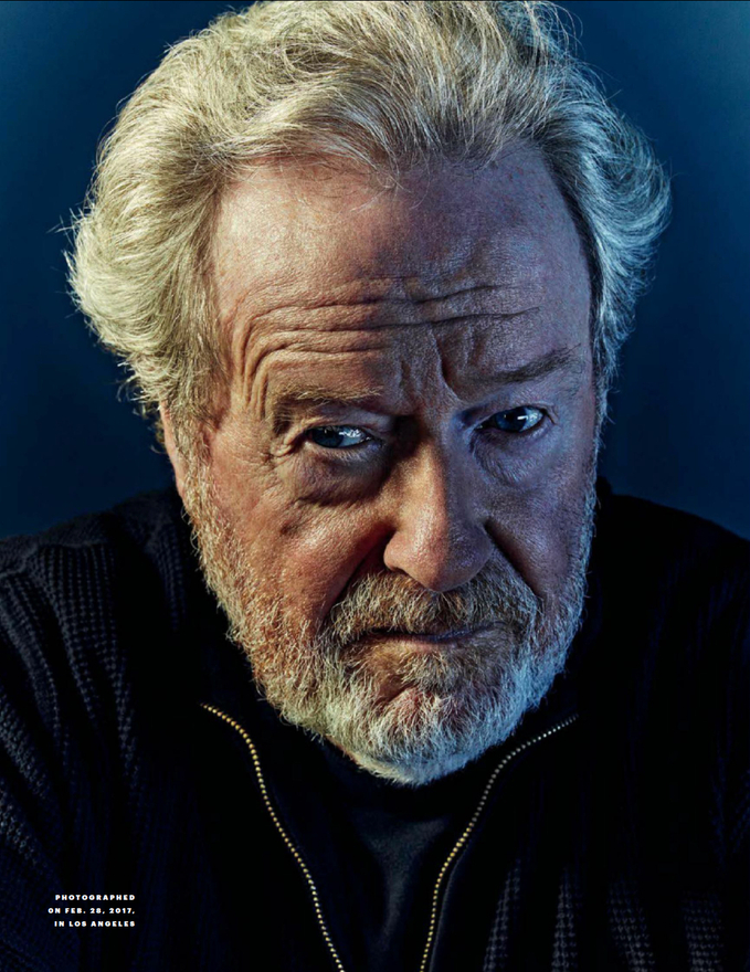 Ridley Scott [EW Issue May 2017]