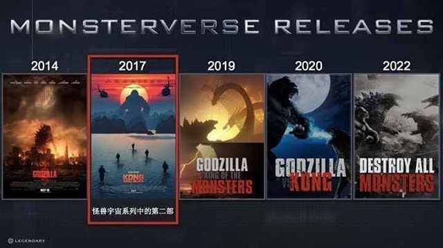 Will the MonsterVerse continue after Godzilla Vs. Kong?