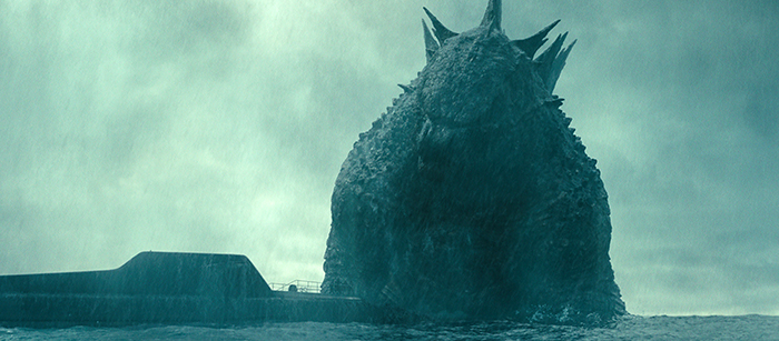 If you encountered Godzilla IRL, what would you do?