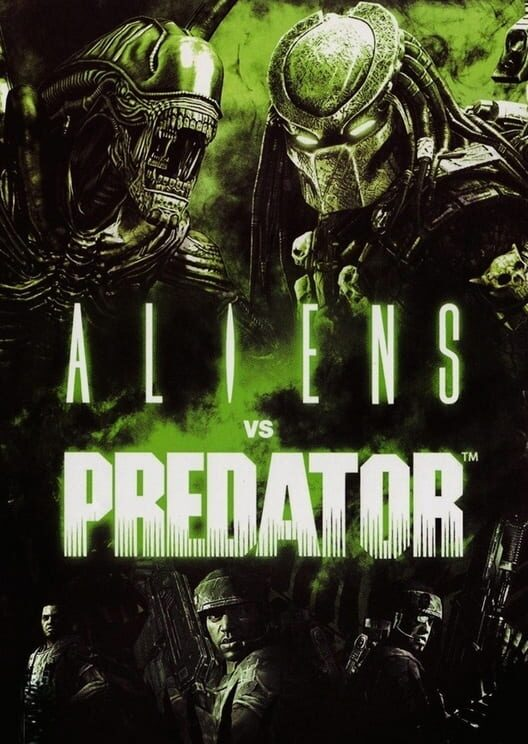 AVP Game - Mixed Species Death-Matches on XBOX
