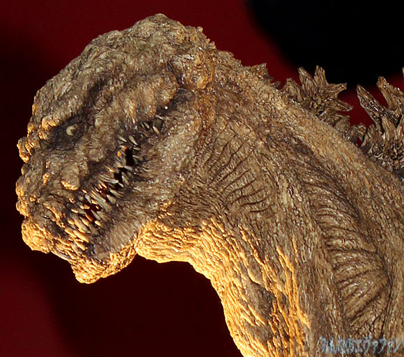 A video of the SH monster arts Shin Godzilla figure.