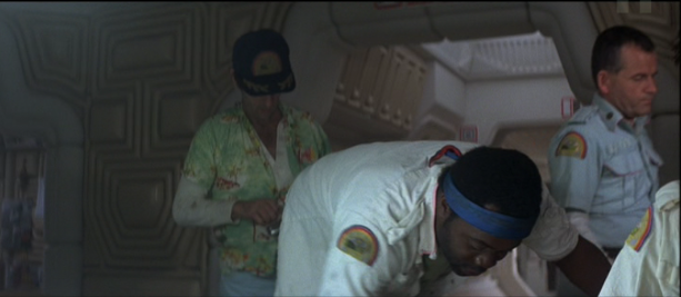 Your favourite tense moment in Alien series