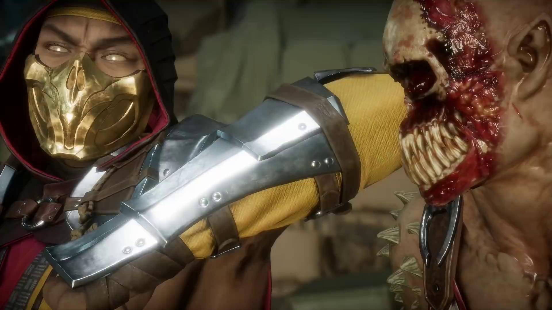 Spawn and Terminator are two of 9 new characters coming to Mortal