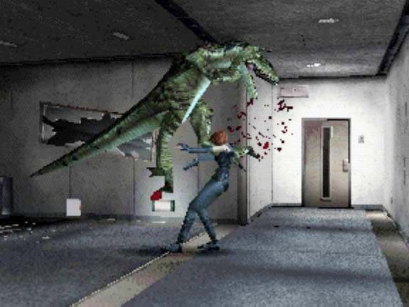 Someone seriously needs to reboot Dino Crisis! - Scified com