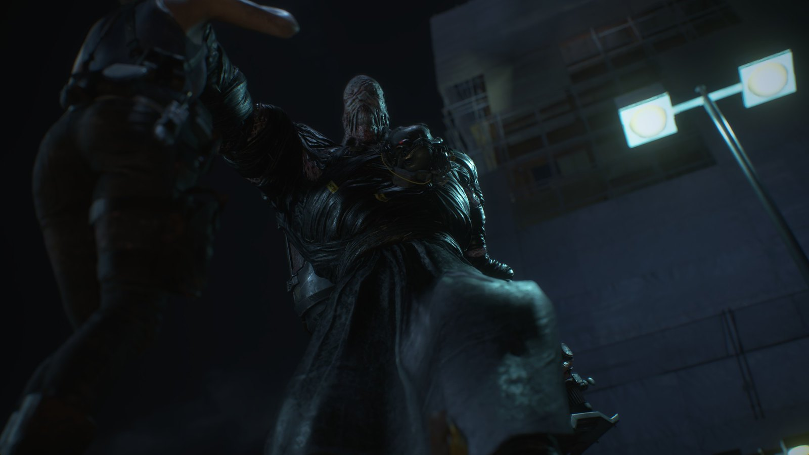 Resident Evil 3 Remake Nemesis Trailer And Screenshots Gaming News