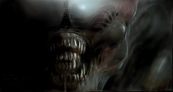 new alien covenant xenomorph head design revealed