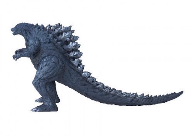 new godzilla  u0026 servum toy images from planet of the monsters
