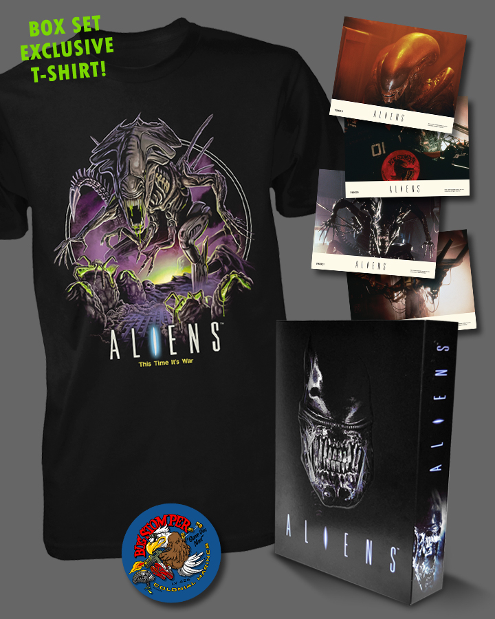 Aliens 30th Anniversary Collection on sale now at Fright