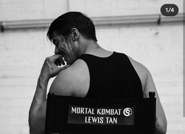 Mortal Kombat Movie Wraps Filming And New Release Date Set