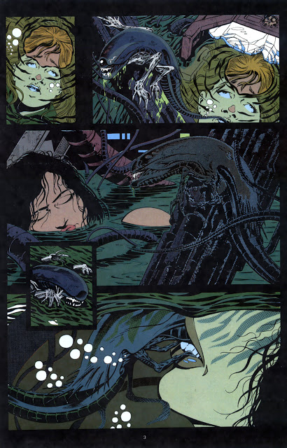The Opening Sequence of Alien III: Just What the Hell Is