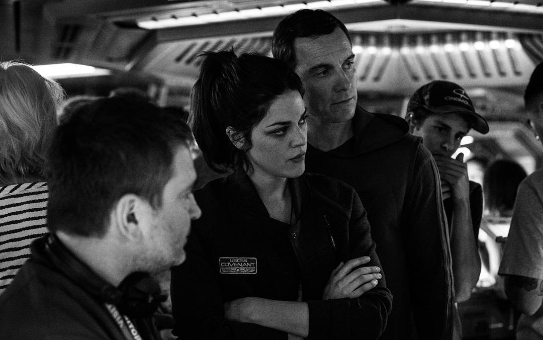 Alien: Covenant Behind the Scenes Prologue