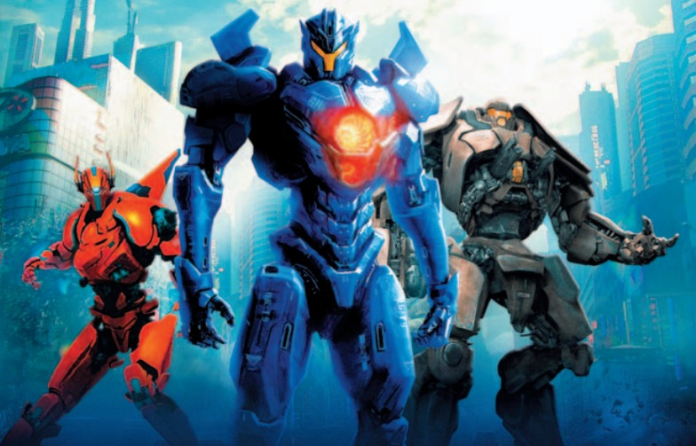 First look at Pacific Rim: Uprising's new Jaegers! - Pacific Rim ...